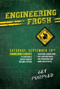 Frosh Poster